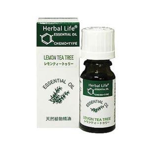 生活の木 Herbal Life レモンティートゥリー 10ml - 拡大画像