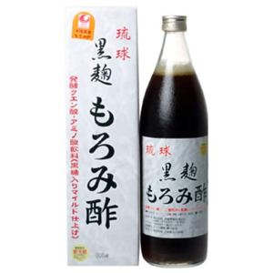 琉球 黒麹 もろみ酢 - 拡大画像