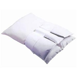 竹炭健康枕 3連バランス式 - 拡大画像