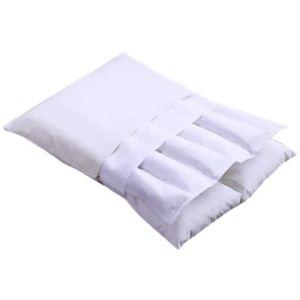 竹炭健康枕 6連バランス式 - 拡大画像