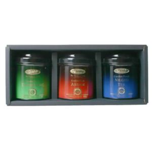 インド三大銘茶ギフトセット 50g*3缶セット