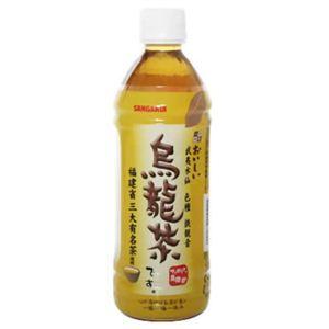 烏龍茶です。 武夷水仙・色種・鉄観音入り 500ml*24本入