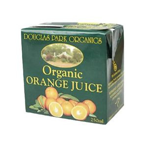 ムソー オーガニック オレンジジュース 250ml×24本 - 拡大画像