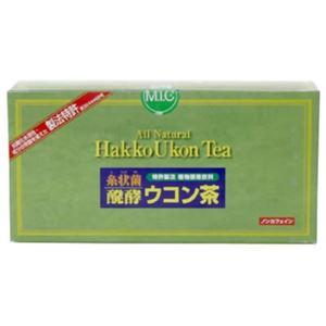醗酵ウコン茶 ノンカフェイン 30袋 - 拡大画像