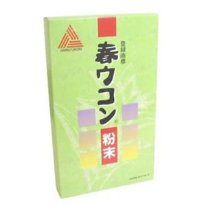 日本ウコン産業 春ウコン粉末 - 拡大画像