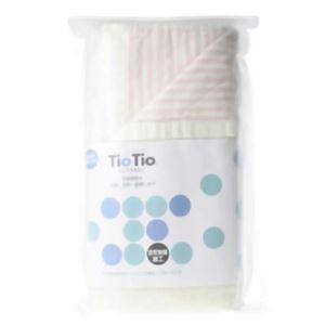 TioTio バスタオル ピンク - 拡大画像