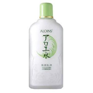 【にきび・肌荒れ】アロインス アロエ水 薬用乳液 【4セット】