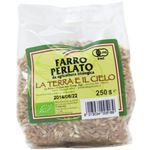 有機栽培 ファッロペルラート(スペルト小麦) 250g 【5セット】
