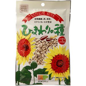 (まとめ買い)創健社 ナチュラルナッツ ひまわりの種 110g×8セット