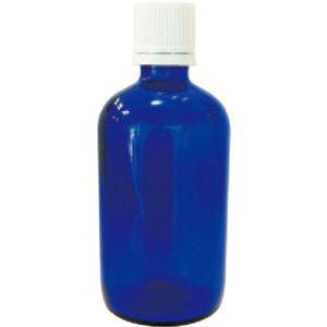 生活の木 青色遮光瓶 100ml 【4セット】 - 拡大画像