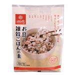 はくばく お豆と雑穀ごはんの素 30g*7袋 【10セット】