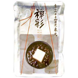 (まとめ買い)永平寺 禅彩(ぜんざい) 胡麻豆腐入り 180g×12セット - 拡大画像