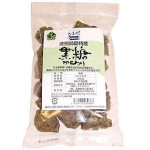 沖縄波照間島特産 黒糖かちわり 【6セット】