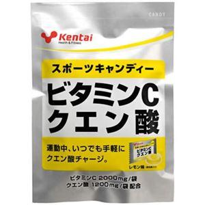 (まとめ買い)Kentai(ケンタイ) スポーツキャンディー ビタミンCクエン酸×11セット