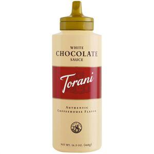 トラーニ フレーバーソース ホワイトチョコレートソース 468g【2セット】 - 拡大画像