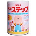 栄養バランスアップミルク 明治 ステップ 850g 【4セット】