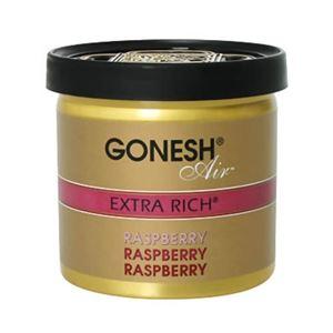 GONESH ゲルエアフレッシュナー エクストラリッチ ラズベリー 【4セット】 - 拡大画像