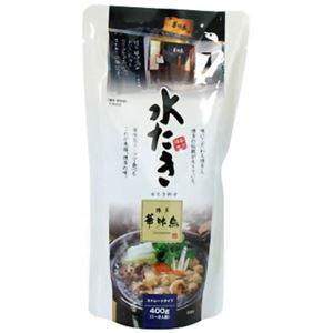 (まとめ買い)博多華味鳥 水たきスープ 400g×11セット - 拡大画像