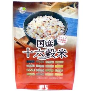 (まとめ買い)国産十六穀米スティックタイプ 25g×6袋×4セット