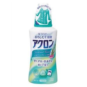 アクロン デオドラントグリーンの香り 500ml 【6セット】