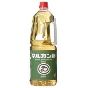 (まとめ買い)マルカン ハンディ穀物酢 1.8L×4セット - 拡大画像