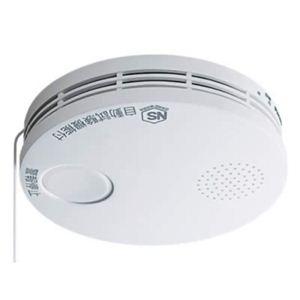 パナソニック 住宅用火災警報器(煙式) けむり当番2種 薄型 SH6000P - 拡大画像