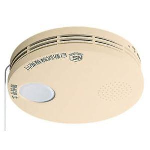 Panasonic(パナソニック) 住宅用火災警報器 けむり当番2種 薄型 SH6000YP(和室色)