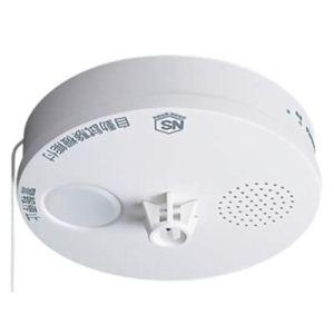 パナソニック 住宅用火災警報器(熱式) ねつ当番定温式 薄型 SH6010P - 拡大画像