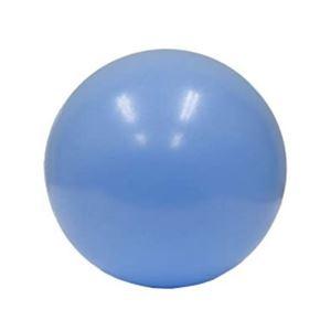 アンチバーストジムボール ブルー 25cm FY-701B【4セット】 - 拡大画像