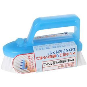 掃除の達人 タイル&風呂ブタ洗いブラシ 【2セット】