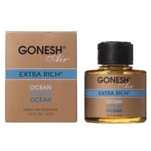 GONESH リキッドエアフレッシュナー オーシャン 74ml 【3セット】 - 拡大画像