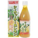 シークヮーサー&レモン 360ml 【2セット】