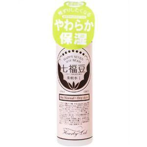 ハーティラブ 七福豆 柔軟水I 普通-乾燥肌用(しっとりタイプ) 200ml 【4セット】 - 拡大画像