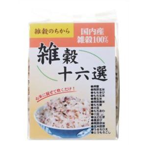 (まとめ買い)雑穀十六選 雑穀100% 20g×10袋×3セット - 拡大画像