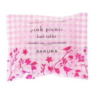 ピンクピクニック さくら 発泡入浴剤 【16セット】