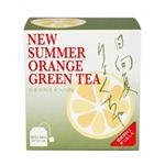 日向夏緑茶 2g*10ティーバッグ 【4セット】