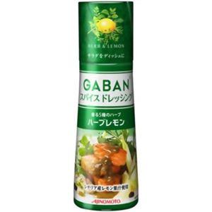 GABANスパイスドレッシング ハーブレモン 【13セット】