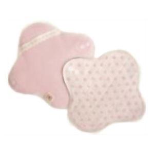 (まとめ買い)すぃーとこっとん 布ナプキン f(プチ) ピンク×2セット - 拡大画像