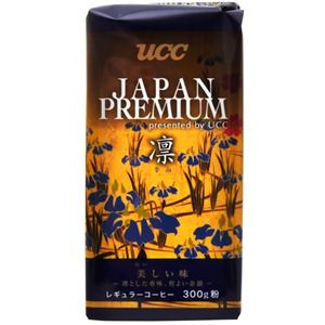 UCC JAPAN PREMIUM 凛(りん) VP(粉) 300g 【5セット】