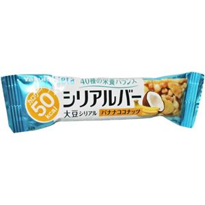 リエータ シリアルバー バナナココナッツ 14g 【30セット】