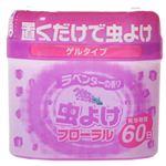 虫よけサマー フローラル・ラベンダーの香り 60日用 【5セット】
