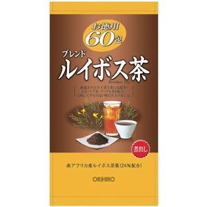 オリヒロ お徳用ブレンドルイボス茶 3g×60包【8セット】 - 拡大画像