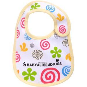 BABY ALICE(ベビーアリス)スタイ カラフルトイ 【2セット】 - 拡大画像