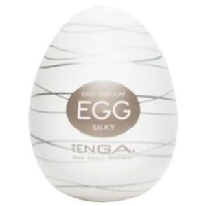 TENGA EASY ONA-CAP EGG シルキー【7セット】