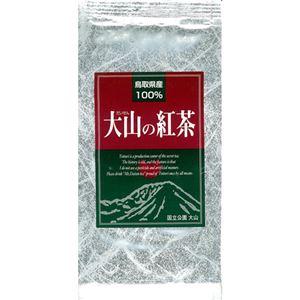 有機栽培茶 大山の紅茶 60g 【4セット】