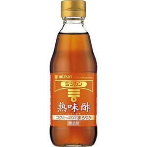 ミツカン 熟味酢 360ml 【21セット】