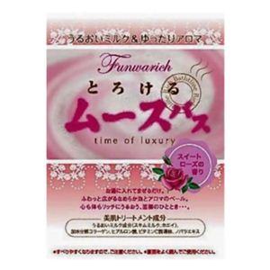 ふんわりっち とろけるムースバス スイートローズの香り30g 【21セット】