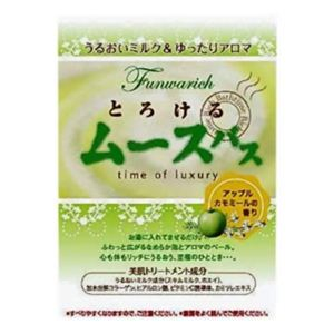 ふんわりっち とろけるムースバス アップルカモミールの香り30g 【12セット】
