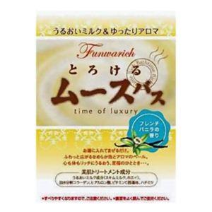 ふんわりっち とろけるムースバス フレンチバニラの香り30g 【22セット】