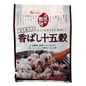 (まとめ買い)元気な穀物 香ばし十五穀 30g×6袋×10セットの詳細を見る